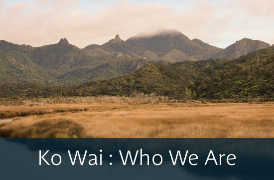 Ko Wai - Who We Are